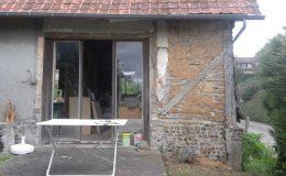 Briqueterie_dewulf_allonne-traditionnelle-Maison_Torchis_Avant-Briqueterie