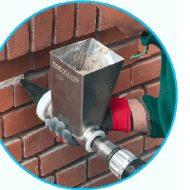 briqueterie Allonne Dewulf Easyfast joint brique facile perceuse