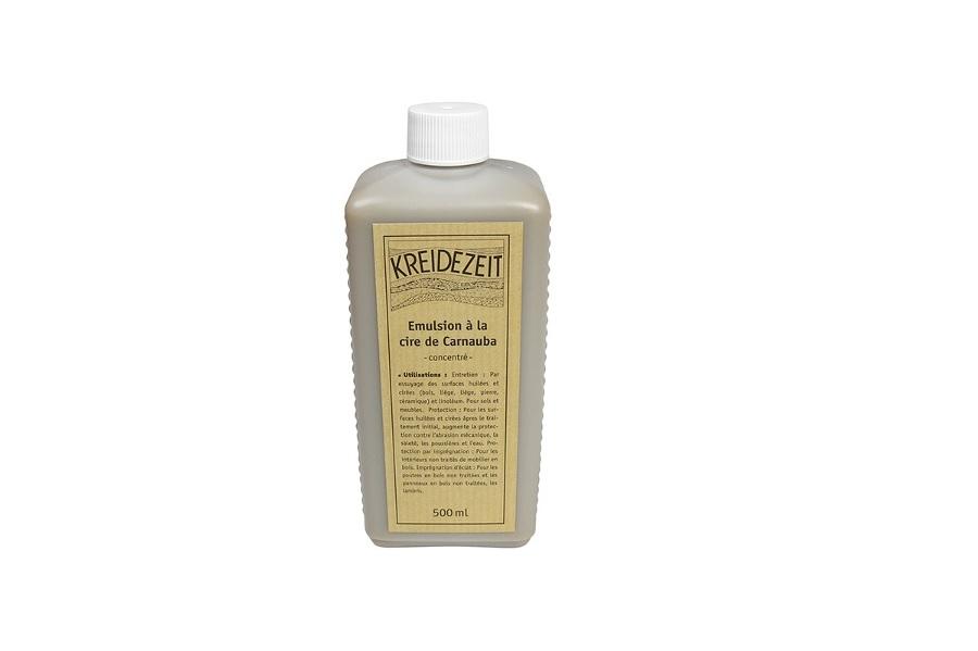 briqueterie dewulf allonne emulsion concentrée à la cire de carnauba Kreidezeit traitement protection
