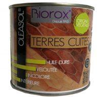 briqueterie dewulf allonne huile dure biorox traitement terres cuites tomettes