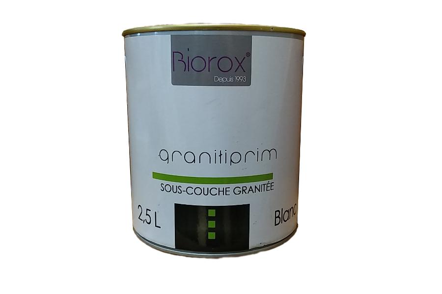 briqueterie dewulf allonne peinture ecologique sous couche granitée granitiprim biorox