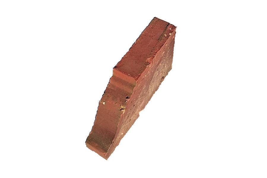 briqueterie dewulf allonne grande corniche terre cuite