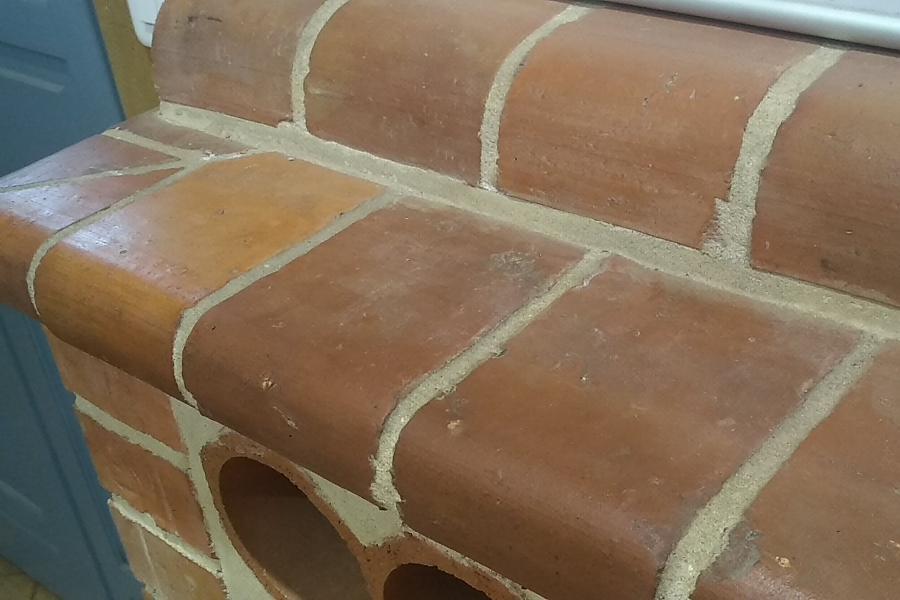 briqueterie dewulf allonne brique demi rond