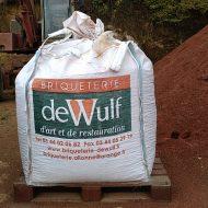 briqueterie dewulf allonne argile en poudre seche