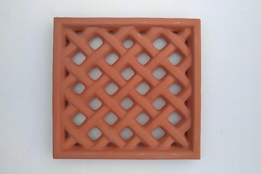 briqueterie dewulf allonne grille de ventilation terre cuite