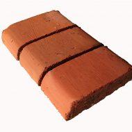 briqueterie dewulf allonne pavage 2-4 de rond boutisse rouge