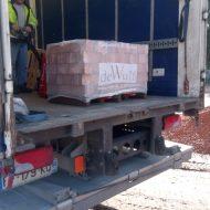 briqueterie dewulf allonne transport camion bache hayon